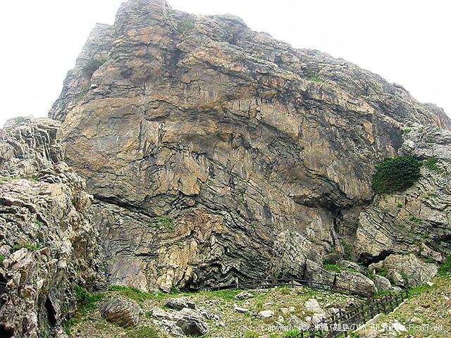クマヤ洞窟の外観