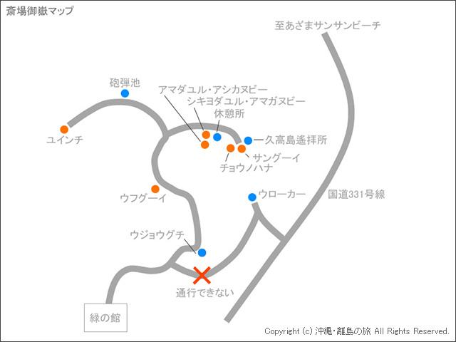 地図ではこうなっている。