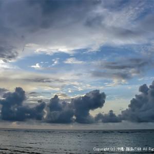 曇天の旅・・