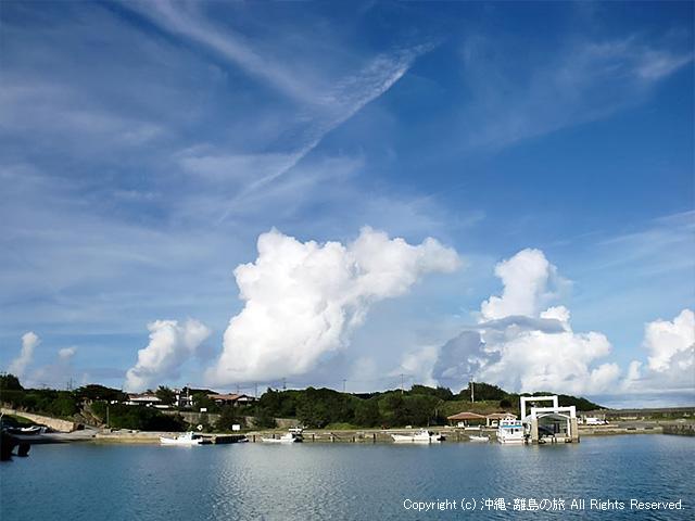 久高島に帰ってきた!