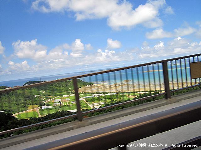 ニライ橋カナイ橋を助手席で通るのが夢だった。酒を飲んどいて正解だw