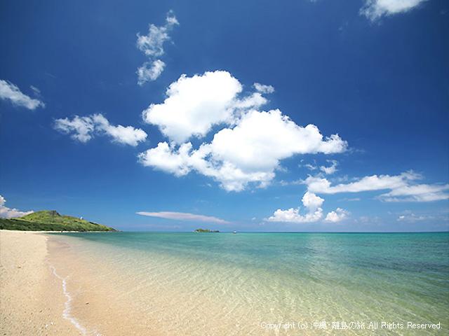絶景のビーチ