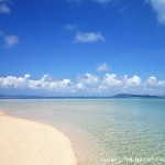 ヤジリ浜の東側