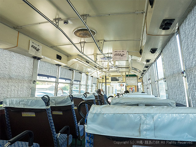 路線バスでGO!