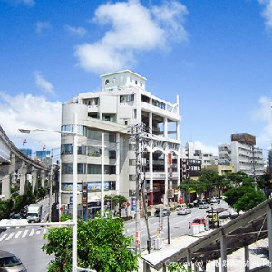 見栄橋駅付近(写真は駅を挟んで宿と逆側の景色)