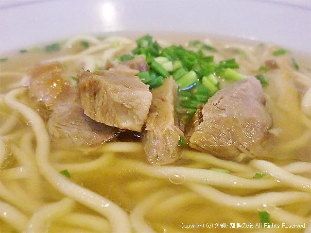 透き通ったスープ