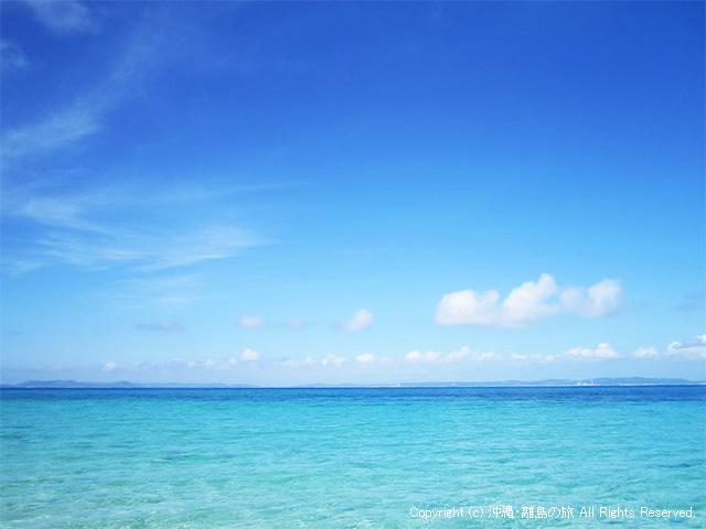 離島大好きっ子にしては珍しく好天続きの旅だった