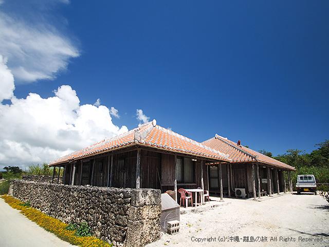 竹富島の宿はどこも居心地が良い