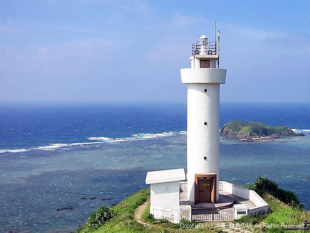 石垣島の平久保崎