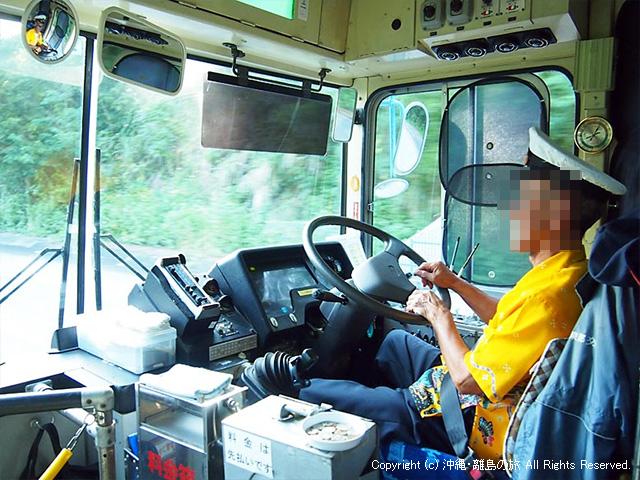 西表島交通の路線バス