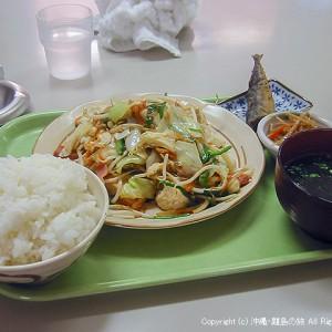 トーフちゃんぷる~¥550