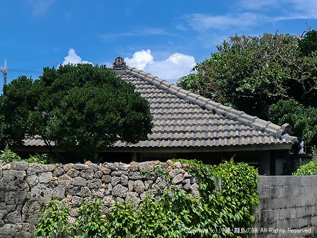 久高島の古民家