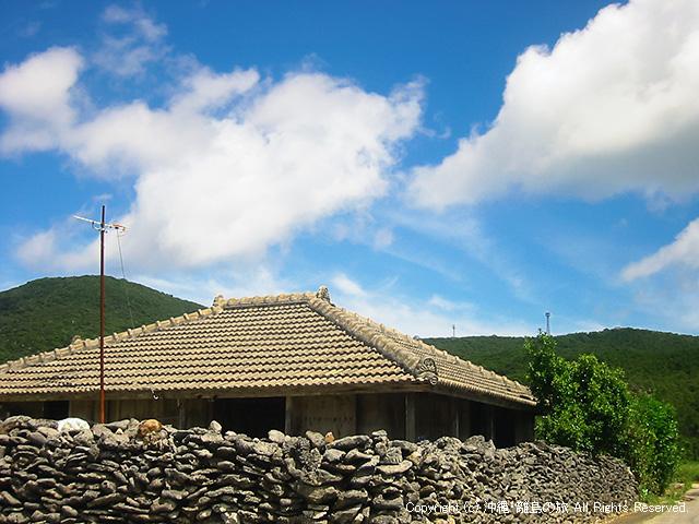 集落の古民家