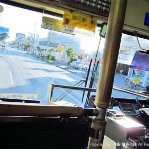 沖縄バス27番屋慶名線で平敷屋へ
