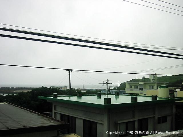 天気悪いな・・