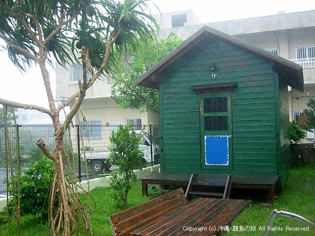 台風ですごい量の雨が降った