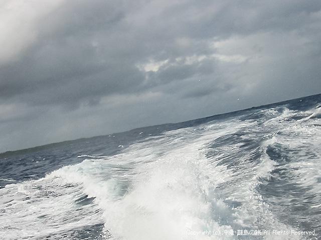 波照間の空が黒い・・
