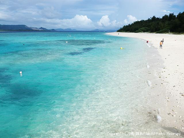 水納島(水納ビーチ)