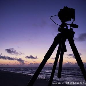 沖縄にいるような臨場感を演出する写真とか動画とか