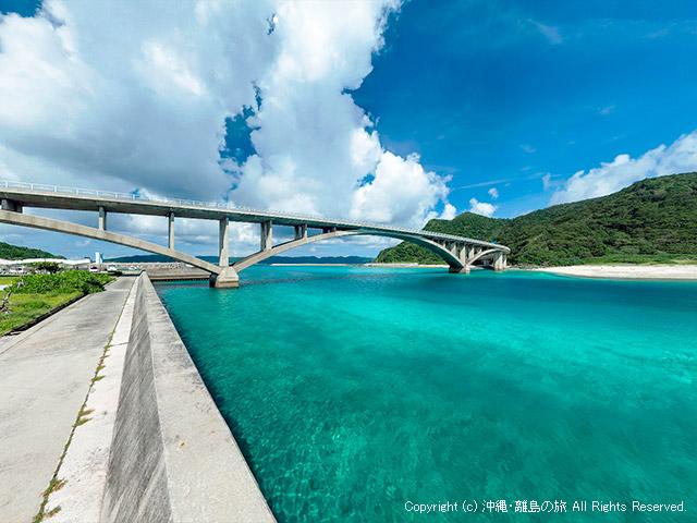 阿嘉島・阿嘉大橋