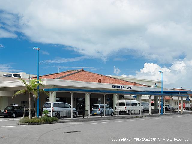 新石垣空港から石垣港離島ターミナルまでのバス移動まとめ