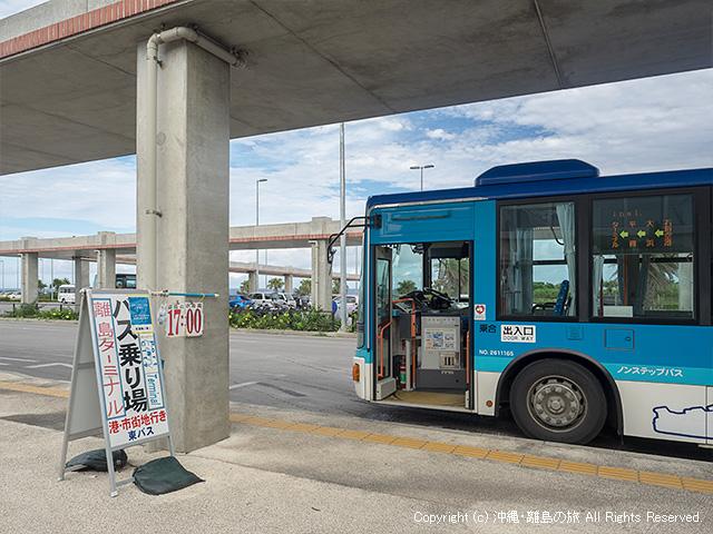 東運輸のバス