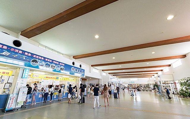 2018年版、新石垣空港から石垣島離島ターミナルまでのバス移動まとめ